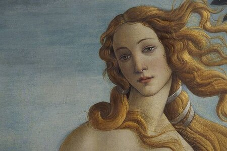 Film - Florencie a galerie Uffizi
