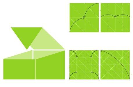 Hry - Složte si origami