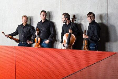 Hudba - ZEMLINSKÉHO KVARTETO a Karel Untermüller – viola