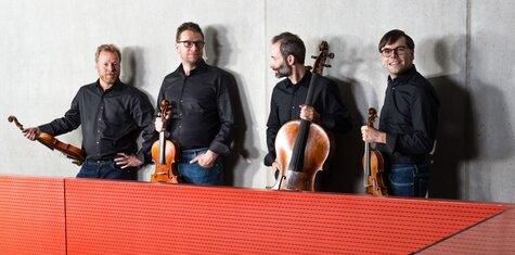 Hudba - Oslava 25 let existence Zemlinského Kvarteta