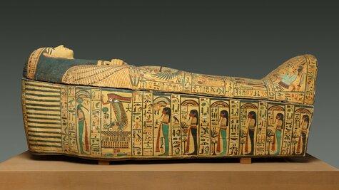 Přednáška - Labutí píseň faraonů I.