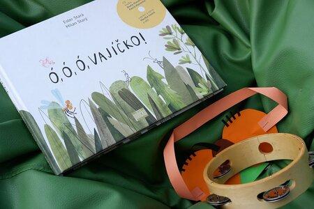 Literatura - Ó, ó, ó vajíčko!