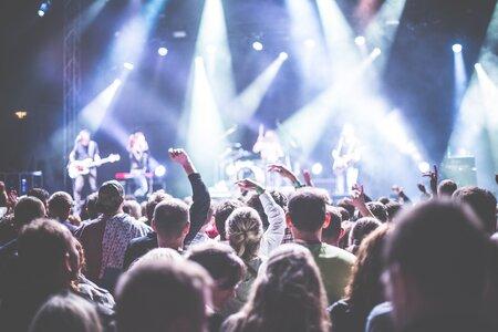 Hudba - Kulturní akce jsou do odvolání zrušeny