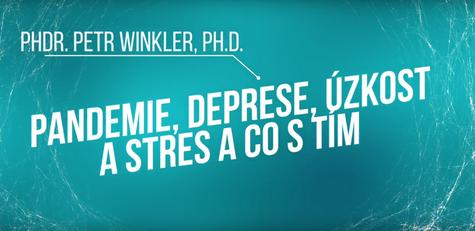 Přednáška - Pandemie, deprese, úzkost a stres a co s tím - zrušeno