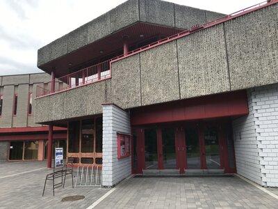 Přednáška - Brutalismus v architektuře