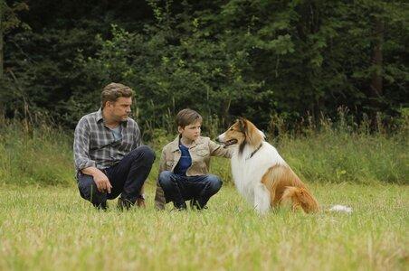 Film - Lassie se vrací