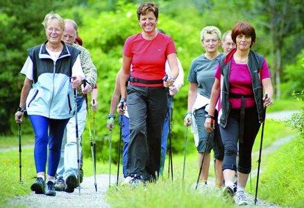 Setkání - Nordic Walking