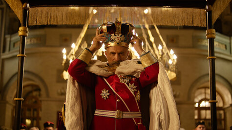 Film - Král Petr I.
