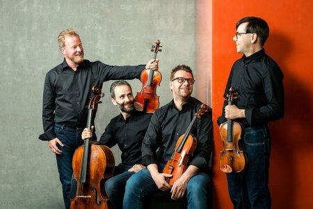 Hudba - ZEMLINSKÉHO KVARTETO – Antonín Dvořák – Smyčcové kvartety