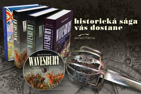 Literatura - Wavesbury – David Návara