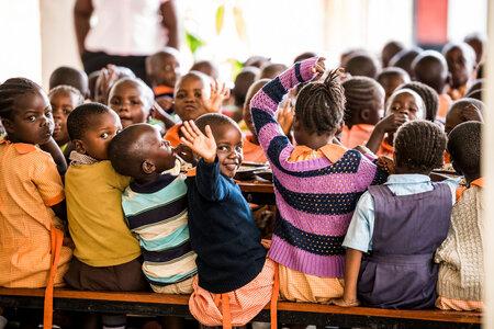 Workshop - Afrika nevšedníma očima