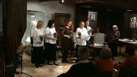 Divadlo - Česká duše – Charlotta G. Masaryková