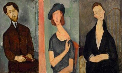 Film - Vizionář Modigliani