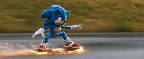 Film - Ježek Sonic