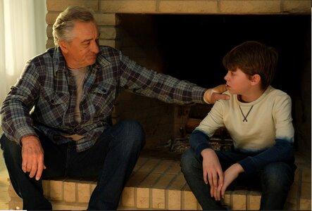Film - Děda, postrach rodiny - zrušeno