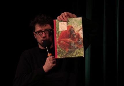 Literatura - Beseda s Radkem Malým