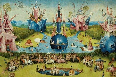 Film - Bosch: Zahrada pozemských rozkoší