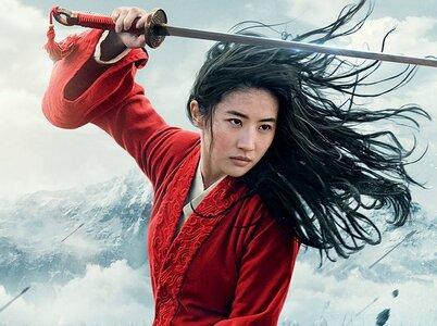 Film - Mulan - zrušeno