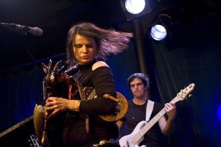 Hudba - Radůza a kapela