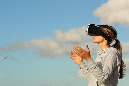 Hry - Virtuální realita na Opatově