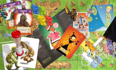 Hry - Odpoledne s deskovkami