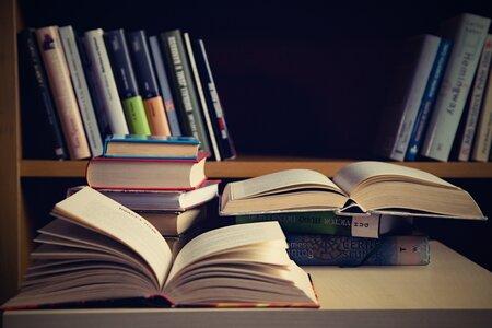 Literatura - Kulturní akce jsou do odvolání zrušeny