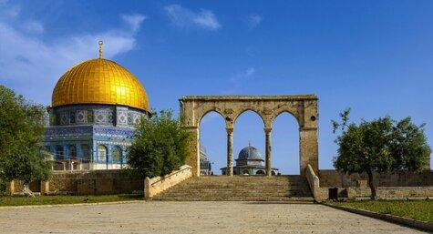 Přednáška - Blondýna na cestách - Izrael, Palestina